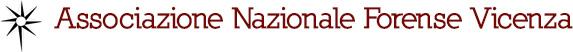 Associazione Nazionale Forense Vicenza